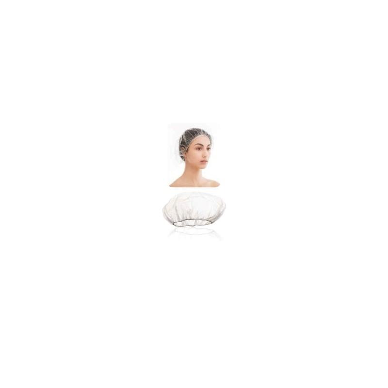 Cuffia Tnt Bianco Conf. Singola - Polybag 100pz