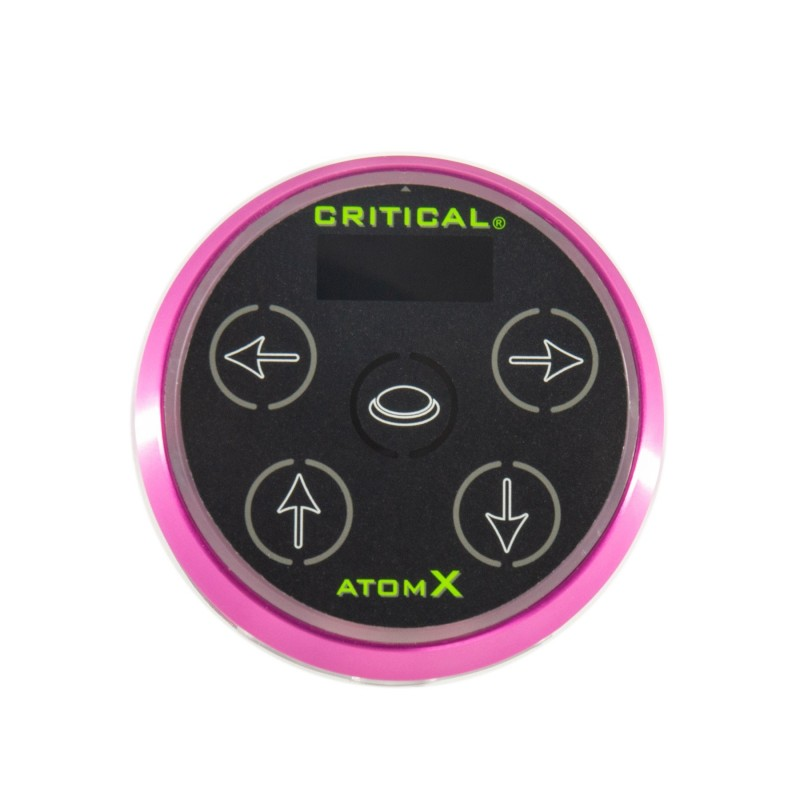 New Digital Critical Atom Power Supply - Pink