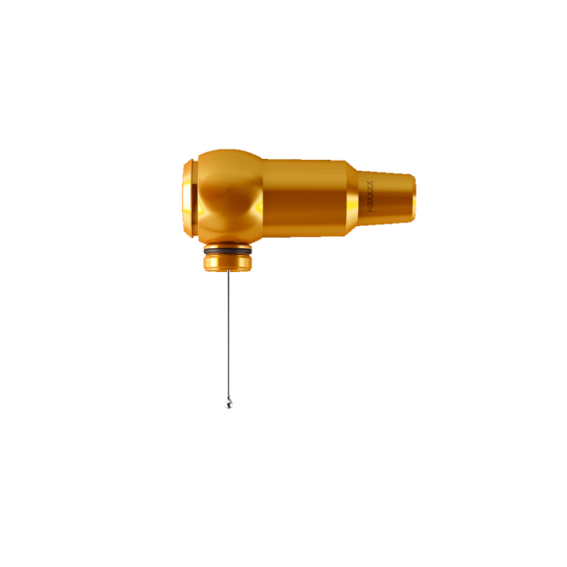 Hawk Drive Thunder - Head Only - Orange