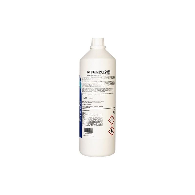 Disinfettante Battericida Per Ambienti Concentrato 10% - Flacone 1...