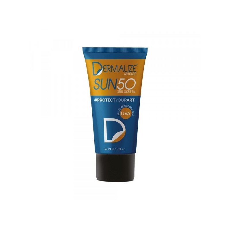 Dermalize Sun Screen Sfp 50 50ml