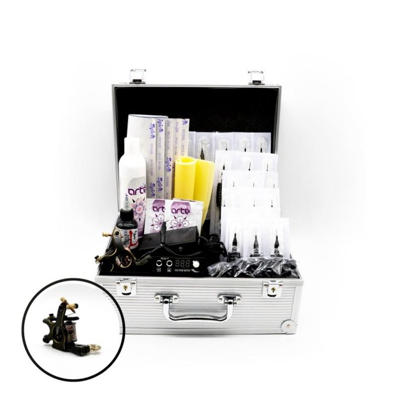 Advanced Tattoo Kit - Coil Machine Precise