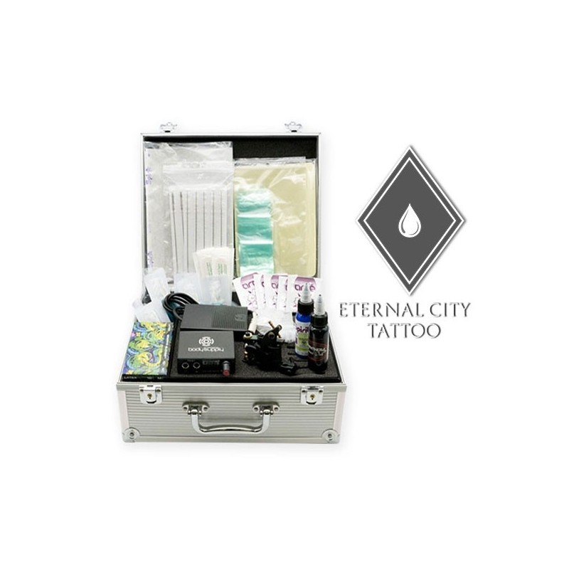 Kit Scuola Eternal City Tattoo
