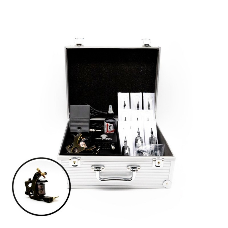 Medium Tattoo Kit - Coil Machine Classic