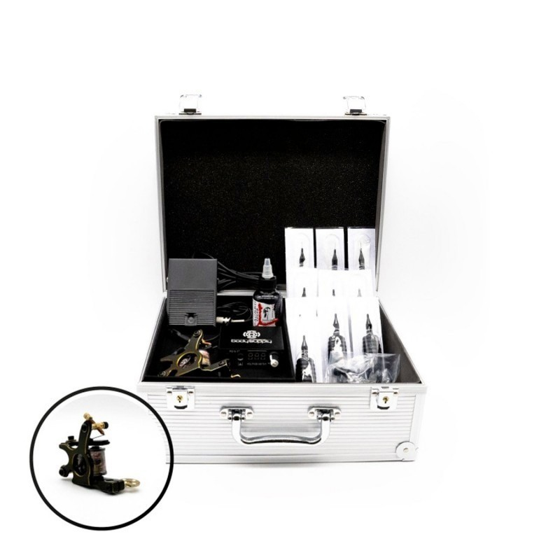 Medium Tattoo Kit - Coil Machine Precise