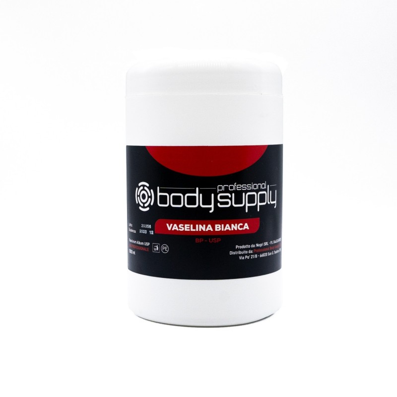 Bodysupply Vaselina Bianca Purissima 1000ml