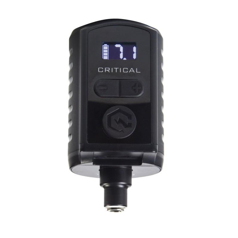 Critical Universal Battery Female 3.5mm
