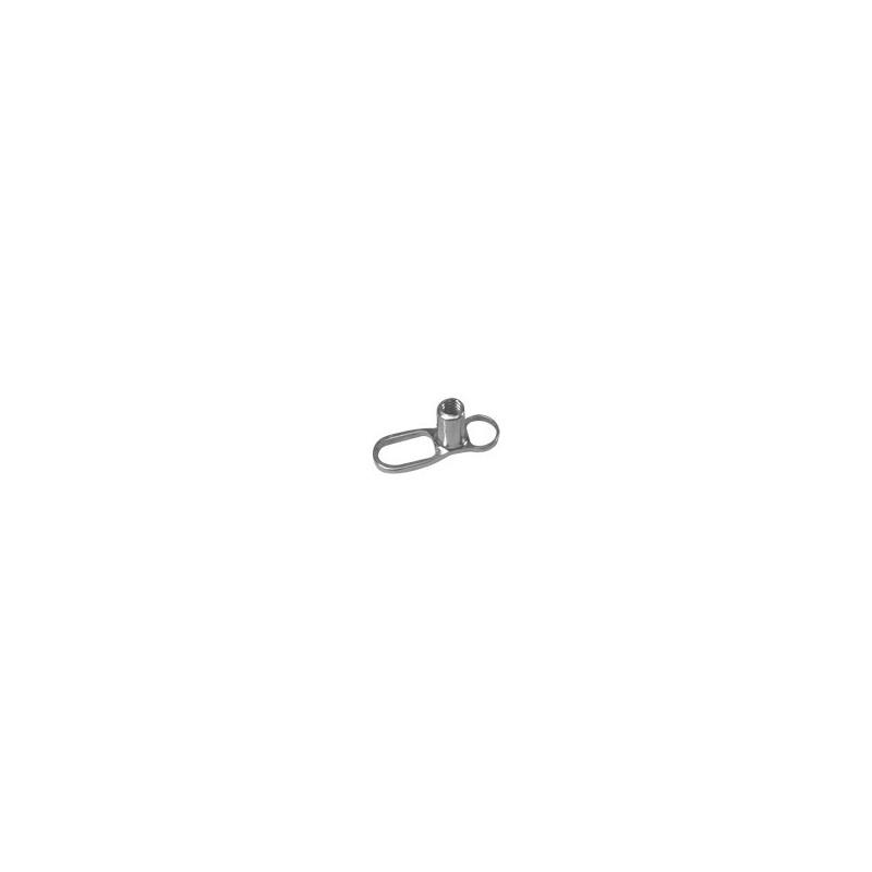 Titanium Open Style Dermal Anchor