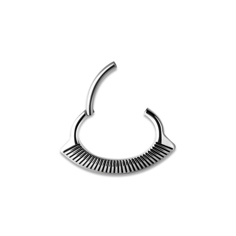 Hinged Septum & Daith Clickers Mod.2