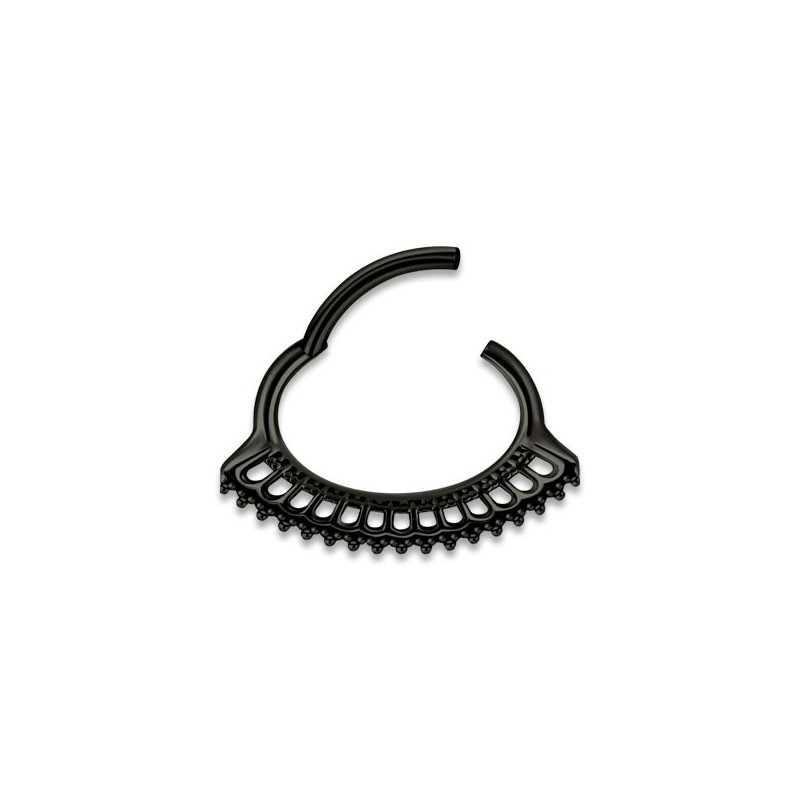 Bk 316 Hinged Septum & Daith Clickers Mod.10