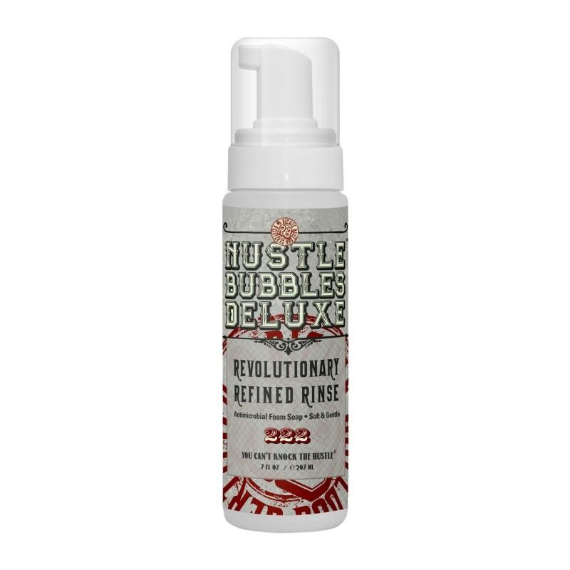 Hustle Bubbles Deluxe - Schiuma Detergente Antimicrobica 200ml