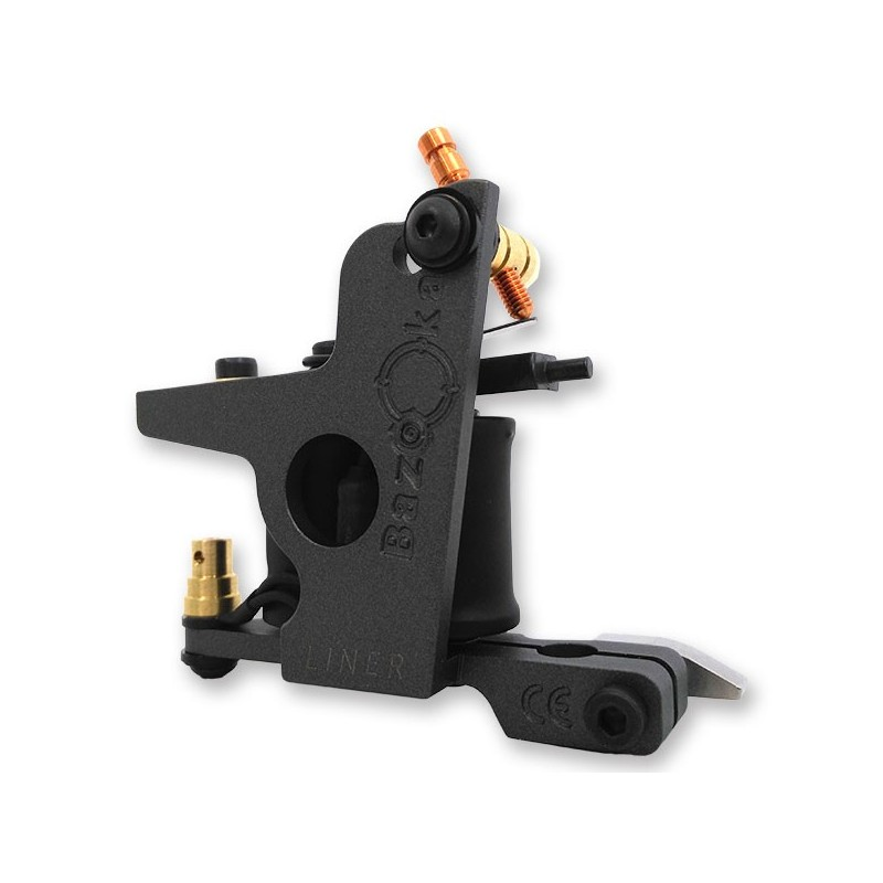 Bazooka Coil Machine - Liner