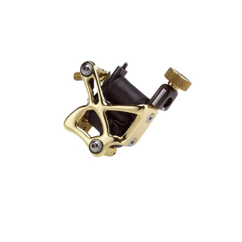 Ipanema Brass Hand Made Tattoo Machine