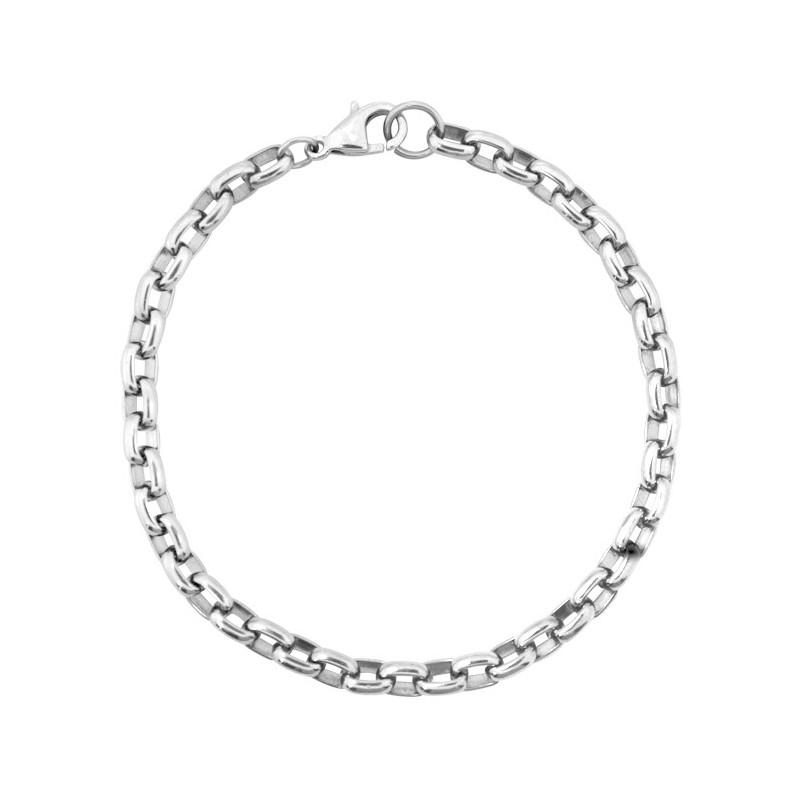 Steel Bracelet 20cm