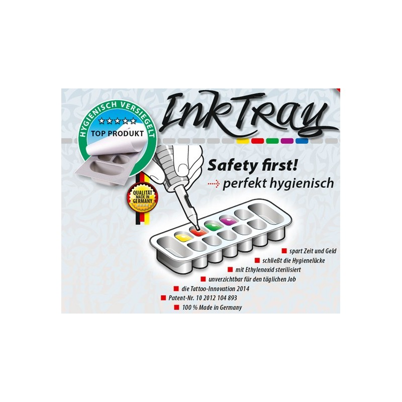 Inktrays - Safety First 70pcs