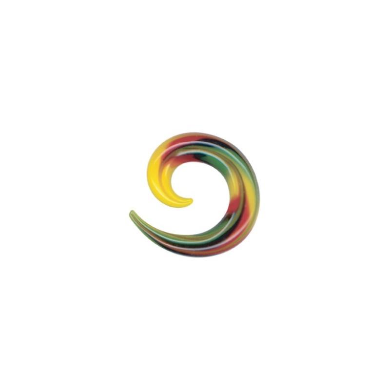 Pirex Spiral Rasta
