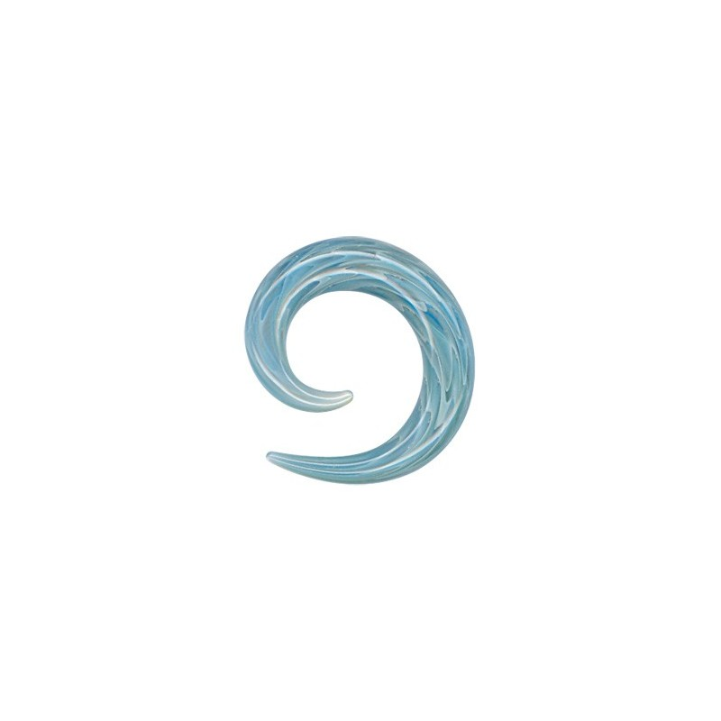 Pirex Spiral Exotic Light Blue