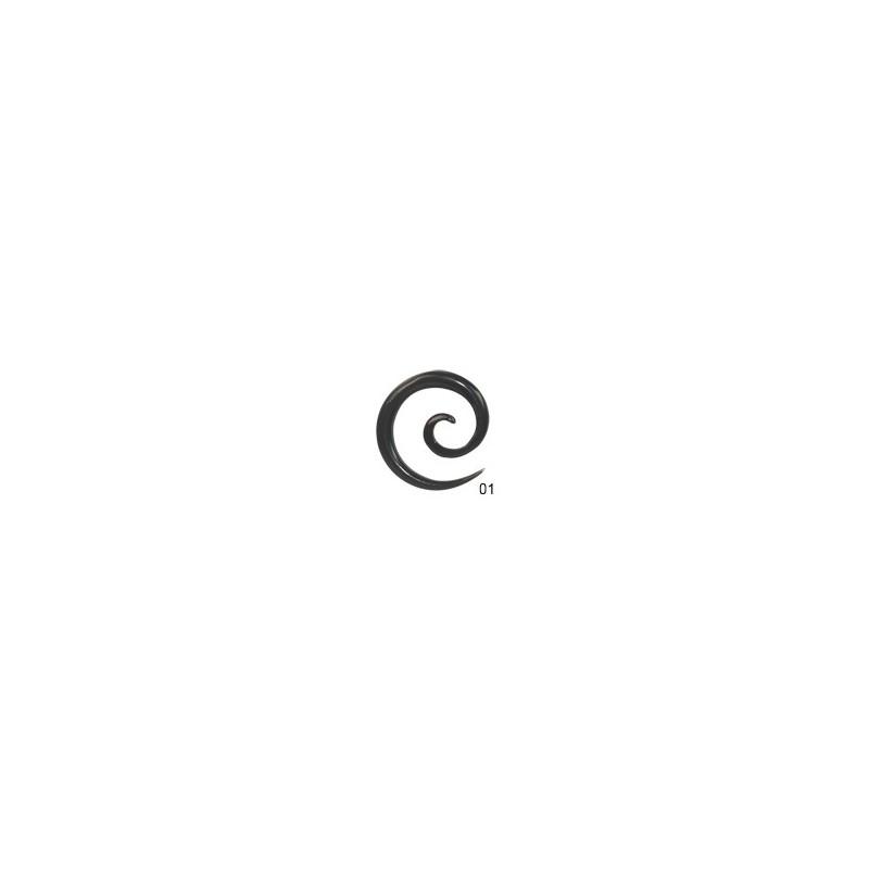 Organic Horn Spirals
