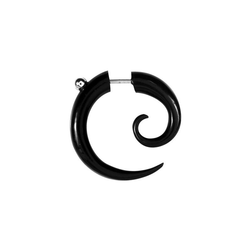 Buffalo Horn Fake Spiral