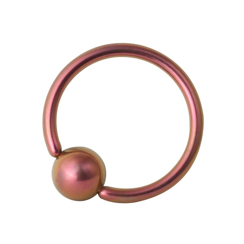 Tt-pu Ball Closure Rings
