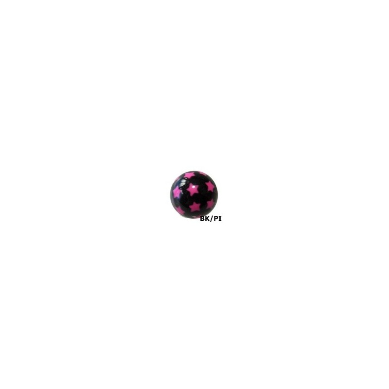 Screw-on Balls Star