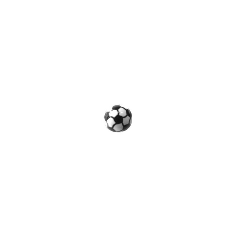 Screw-on Soccer Ball