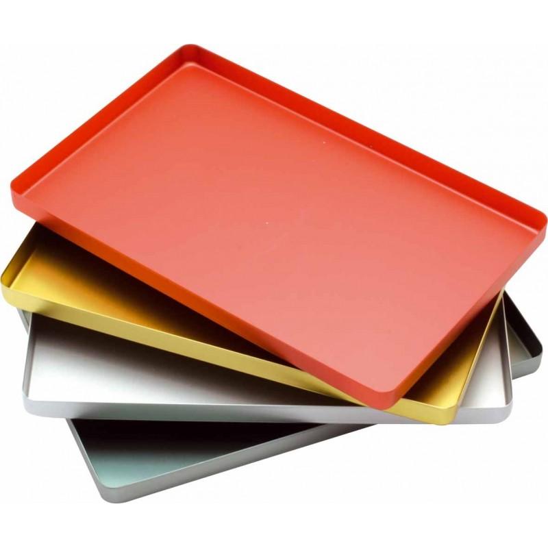 Tray Alluminio Colorato
