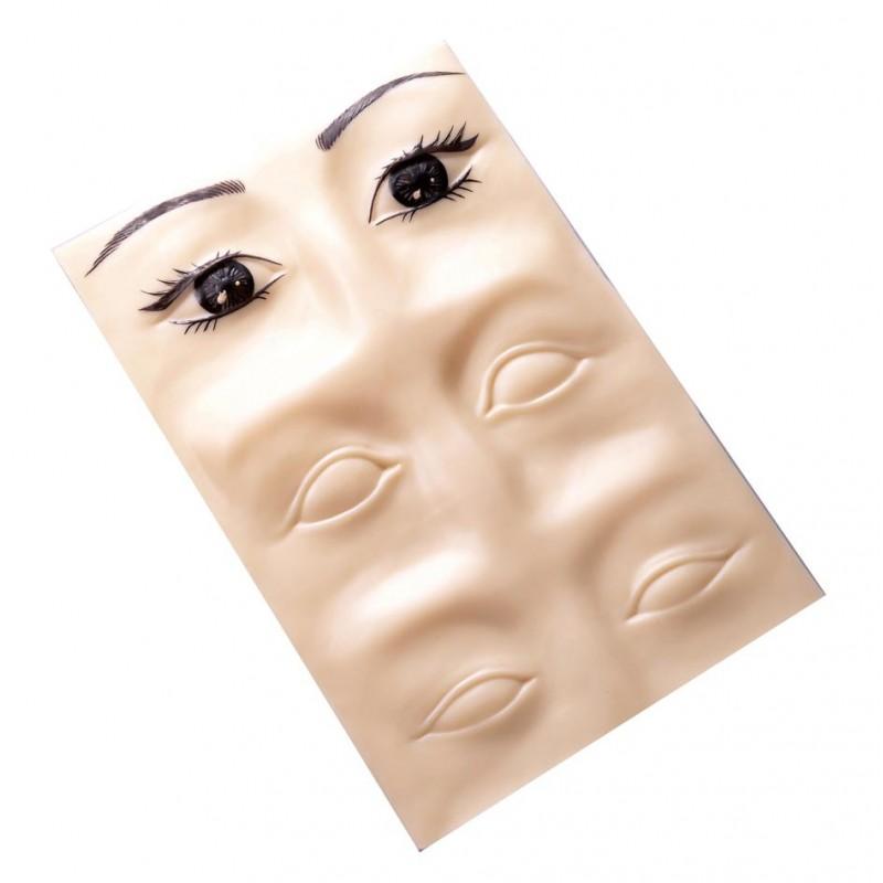 3-d Eyebrow Practice Pad