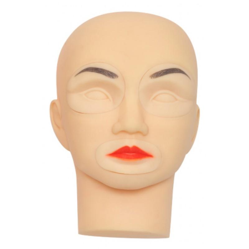 Maschera Manichino 3d Kit - Occhi E Labbra