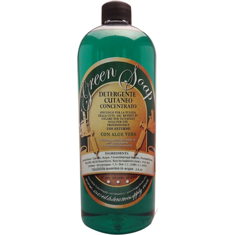 Green Soap Concentrato Lauro Paolini 1000ml