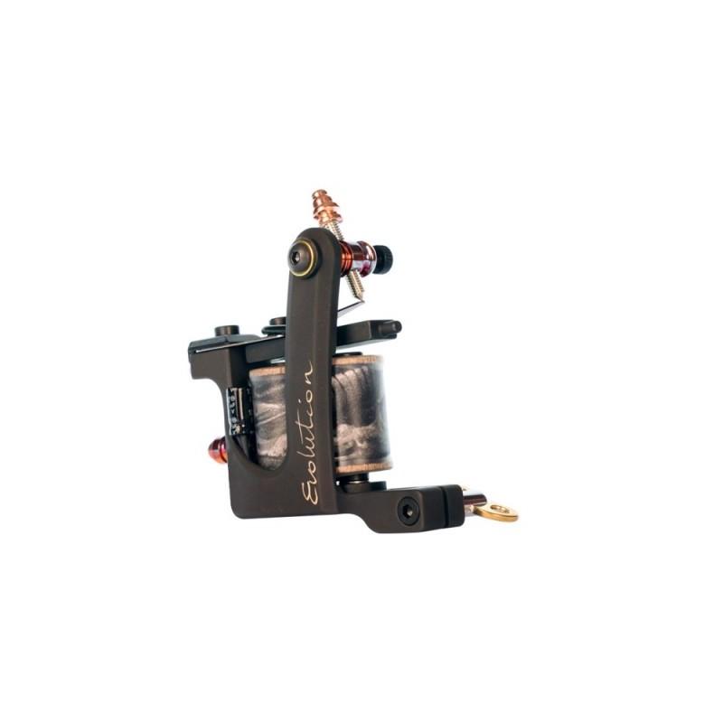 Small-v Sunskin Evolution Machine Old Black - Shader