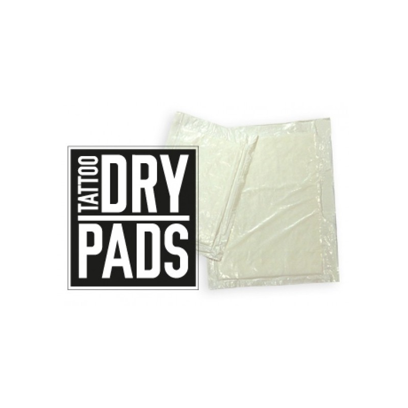 Tattoo Dry Pads 10x15 Box 100pz.