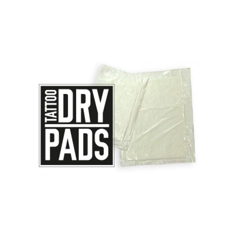 Tattoo Dry Pads 15x20 Box 100pz.