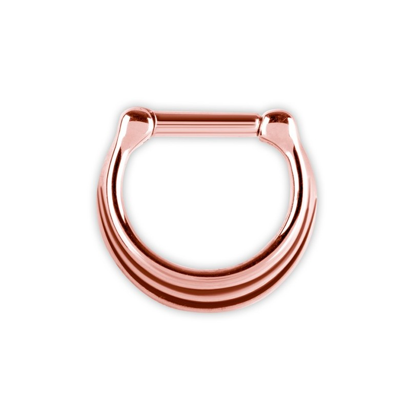 Rg 316 Septum Clickers 3 Rings