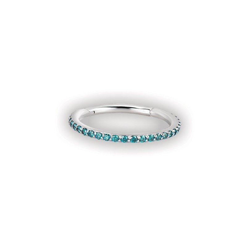 Jewelled Hinged Segment Rings