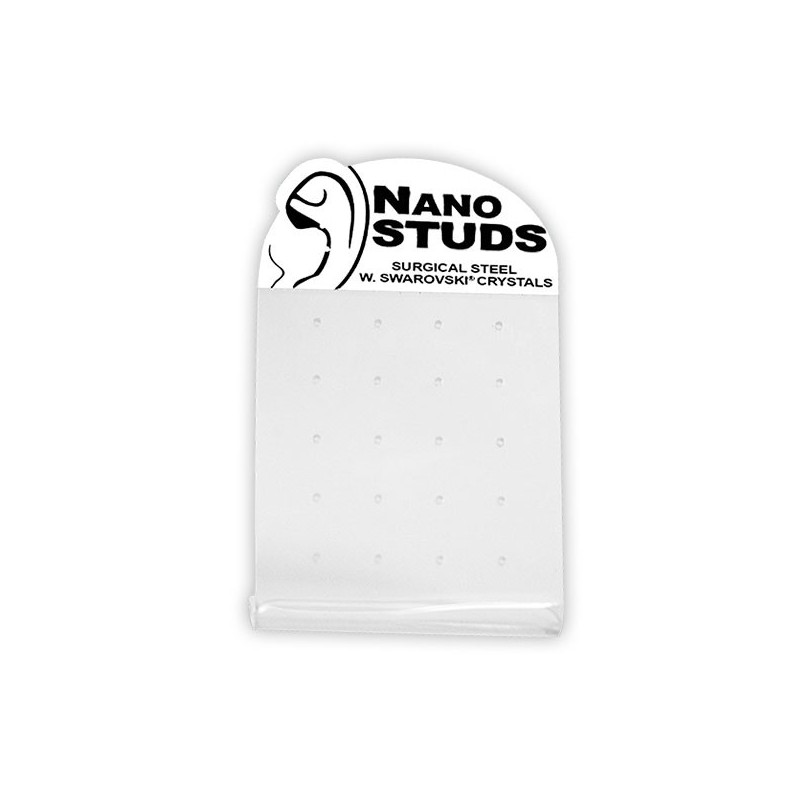 Display For Nano Studs 20pcs