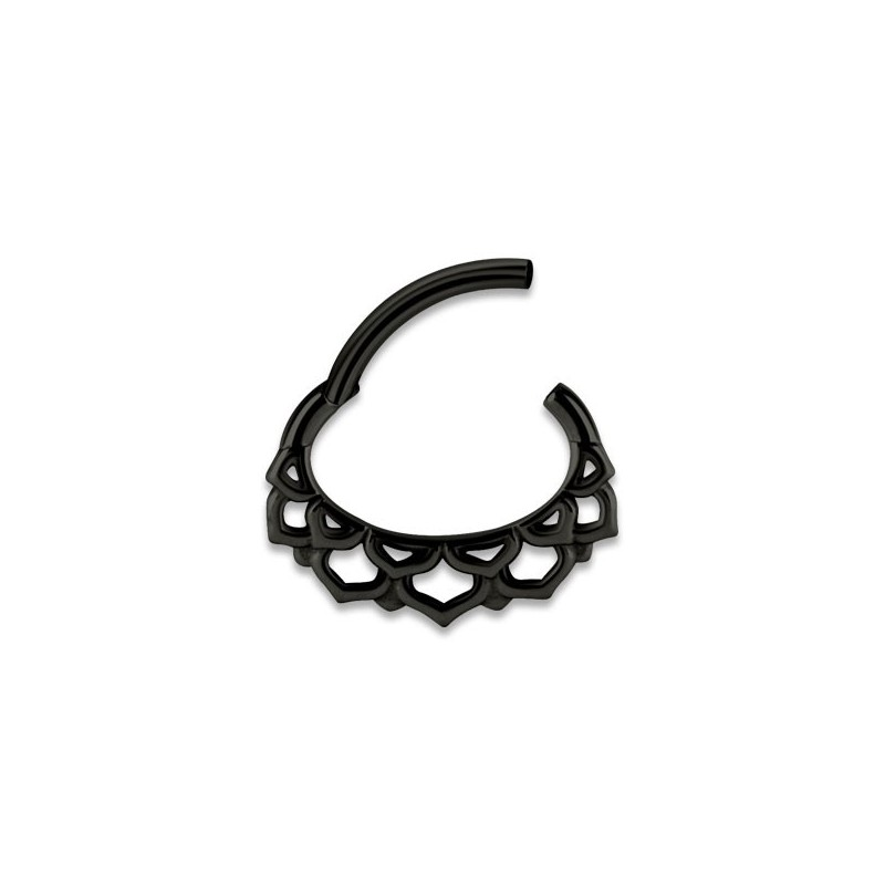 Bk 316 Hinged Septum & Daith Clickers Mod.6