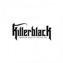 Killerblack Tattoo Ink