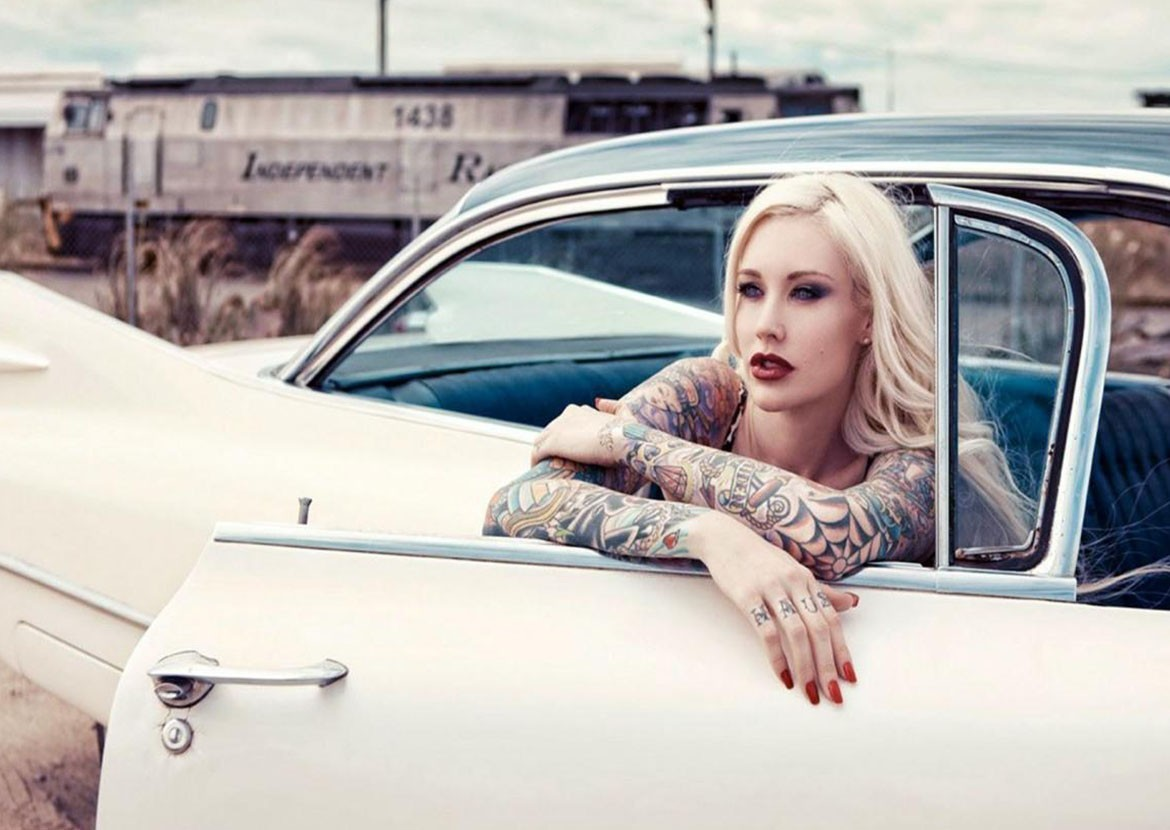 The changing Cultural Status of the tattoo arts in America