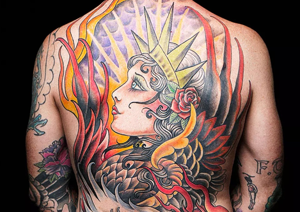 Tattooing Embraced Long by New Yorkers