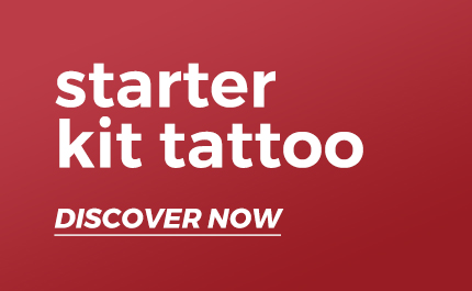 Atelier Tattoo Supply - starter kit tattoo